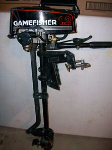 Sold******** sears Game Fisher 1.2 Sell or trade