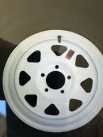 Wanted Trailers tires & rims