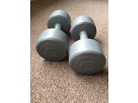 4.5kg hand weights