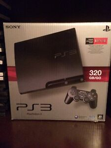 MINT CONDITION PS3 WITH GAMES