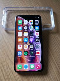 Iphone xs 64gb silver unlocked