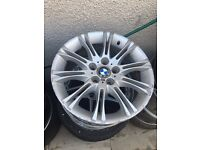 "Bmw mv2 18"" alloy can post"