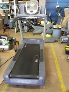 Precor 833 Commercial Treadmills-work well