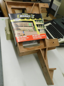 DekMate Bench Supports