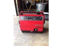 hondaex650 silent 4 stroke generator