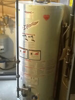 Hot Water heater Giant 2010