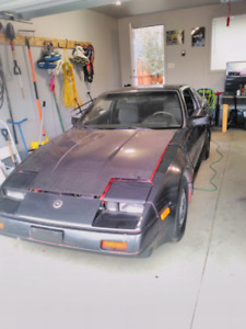 1986 300zx t-top non turbo project/parts car