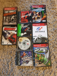 Ps2 games trade or sell