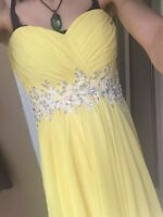 Grad Dress and Shoes