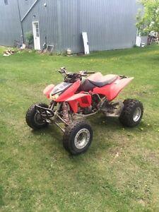 2005 Trx 450
