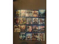 23 BluRay movies!