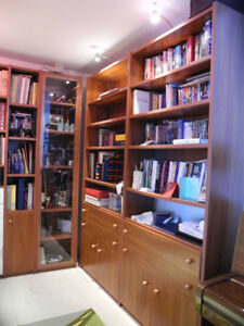 Bookcases storage units for Sale