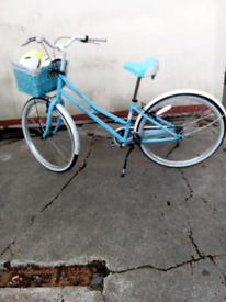 VIRTUALLY NEW, LADIES 'DUTCH STYLE VICTORIA PENDLETON' BICYCLE 🚴🏾