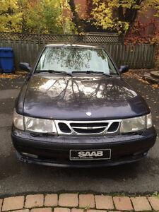 2001 Saab 9-3 SE Turbo Berline