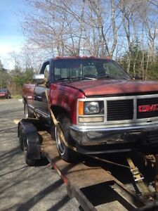 92 sierra part out