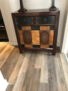 """Alston Hand-Painted 48"""" TV Stand from Pier 1"""