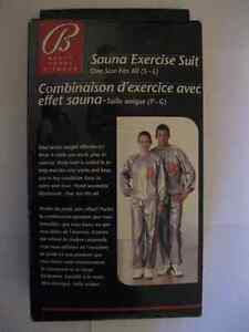 Bally Total Fitness - Sauna Exercise Suit