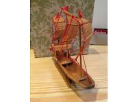 Chinese style Boat