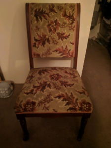 Antique Chair - professionally refinished