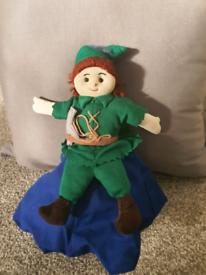 Versatile hand crafted puppet