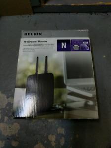 Belkin Wireless N Home Router