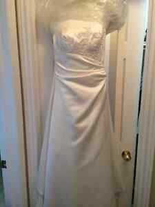 Maggie Soterro Size 16 Never Altered Corset Back Wedding dress