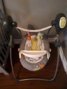 Balançoire / balancelle bébé