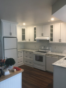 Kitchen cabinets, Built in cabinets, Furniture and Signs