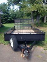 7x14 ft trailer