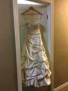 Beautiful Couture Wedding Dress Kitchener / Waterloo Kitchener Area image 7