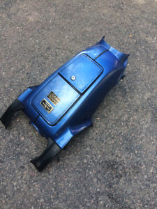 Honda Goldwing 1200 GL1200 shelter gas tank cover shroud