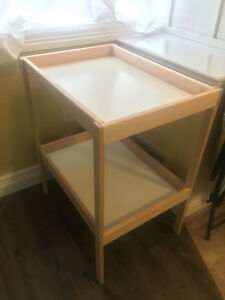 Ikea Baby Changing Table, like new