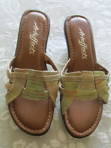 "Cute ""Arteffects Footwear"" summer sandles!"
