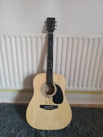 Guitar acoustic Falcon