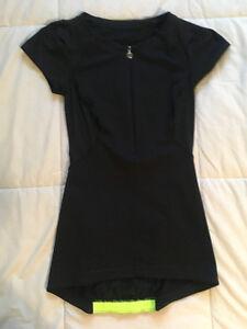 LuLu Lemon Athletic T-Shirt (black)