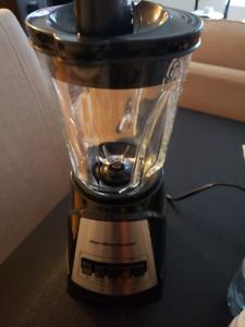 Hamilton Beach 58148 Power Elite Multi-Function Blender, Black