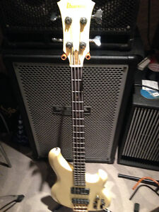 Vintage Ibanez Musician MC924PW Bass