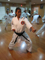 *NEW* Adult KARATE Classes! Register NOW!