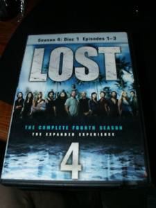 LOST: Season 3 Episodes 1-14 + Special Features. Great Shape
