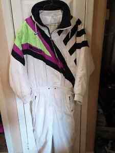 Ladies Size Medium Ski Suit