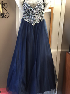 PROM DRESS - LIKE NEW - $350 OR BEST OFFER