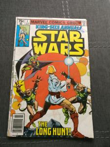 Star Wars Annual #1 (1979, Marvel Comics)