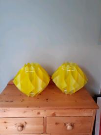 2 lightshades