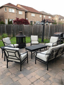 Outdoor Furniture - 7 pieces for $400