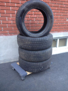 4x pneus ete Motomaster All Season Tires 225 60 16