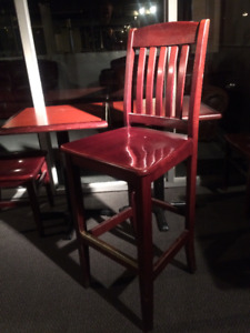 Used St.Louis Bar and Grill Tables and Chairs as a Total Package