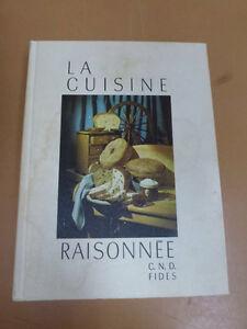 La Cuisine Raisonnée 1967