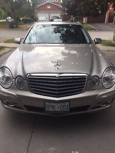 2008 Mercedes-Benz E-350  4MATIC 112000km