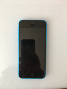 Apple iPhone 5c, excellent condition FOR PARTS.