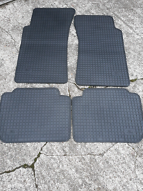 escort rs cosworth rubber ford mats for a 4x4 yb monte mk5 waffle NEW